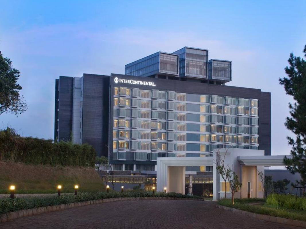 InterContinental Bandung Dago Pakar in Indonesia - Room Deals