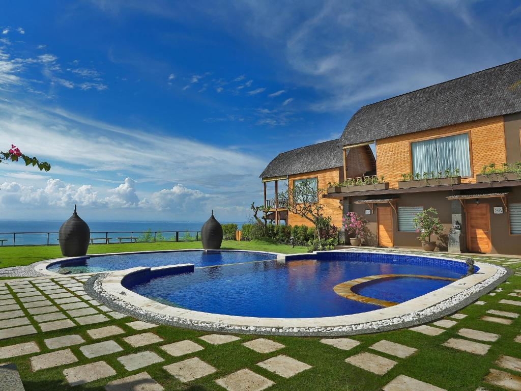 De Sapphire Cliff Villa By Danapati Bali Indonesia Photos Room Rates Promotions