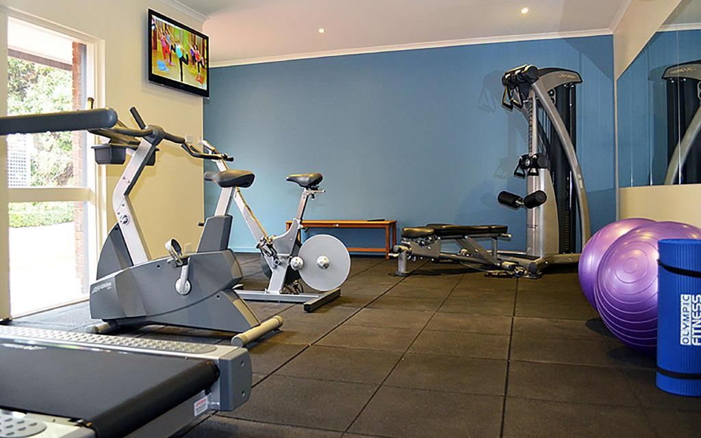 gym Best Western Plus Buckingham International