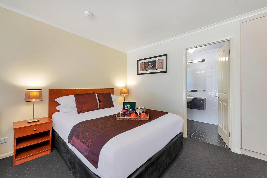 Superior Queen - Bed Beechworth Motor Inn