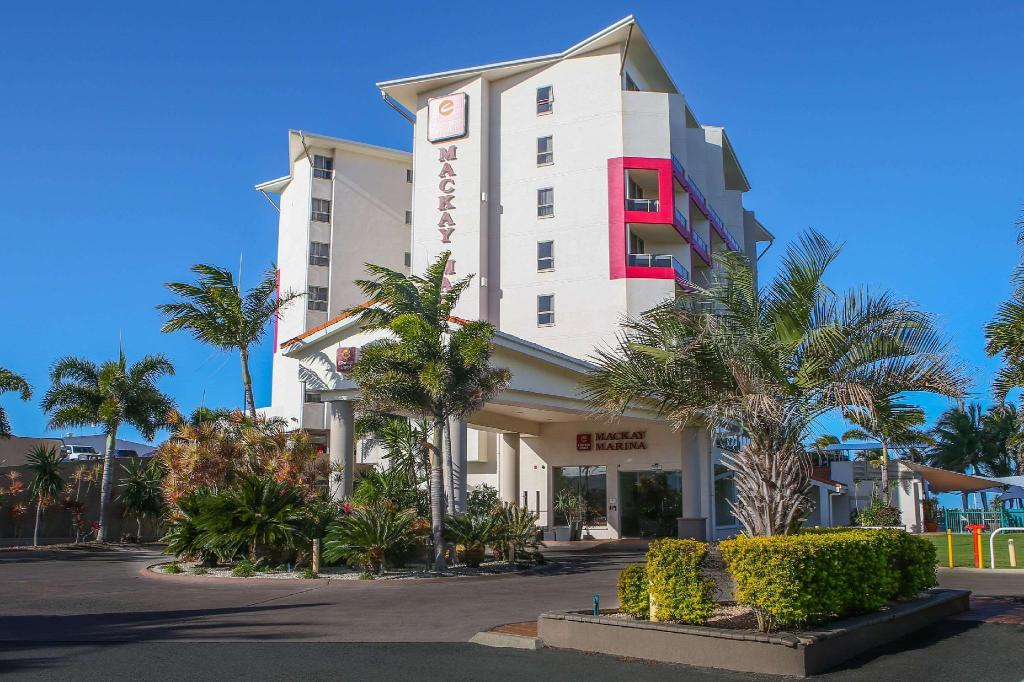 More about Clarion Hotel Mackay Marina