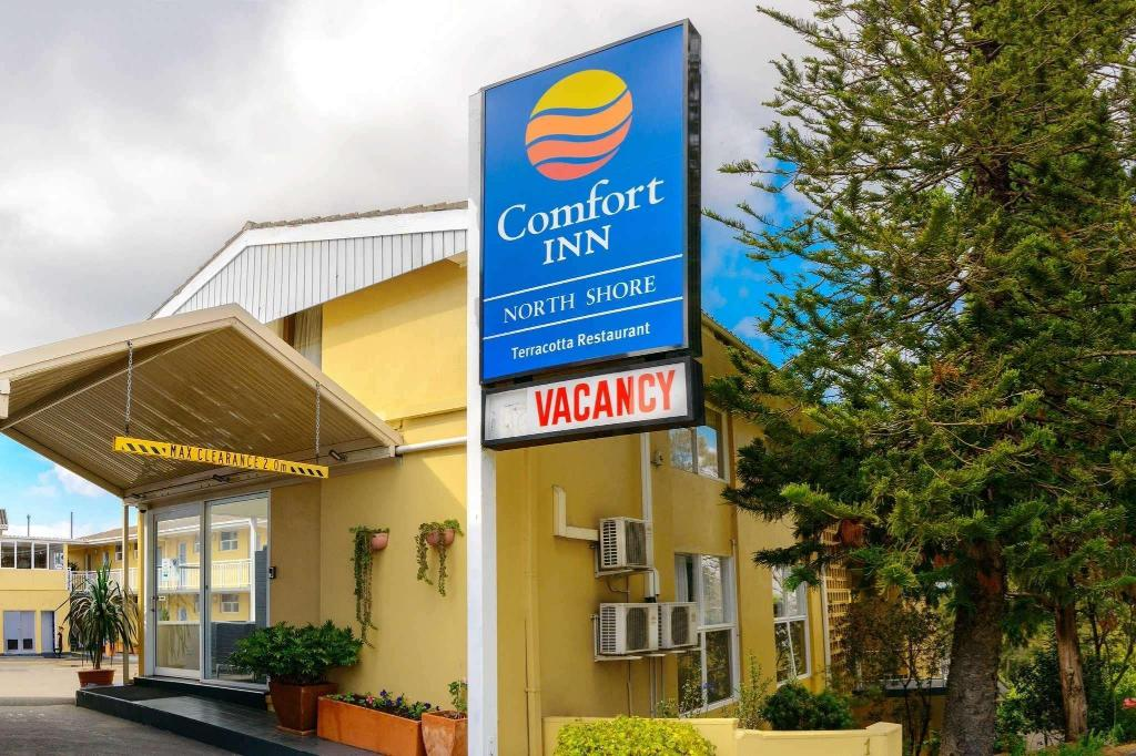 Comfort Inn North Shore Hotel