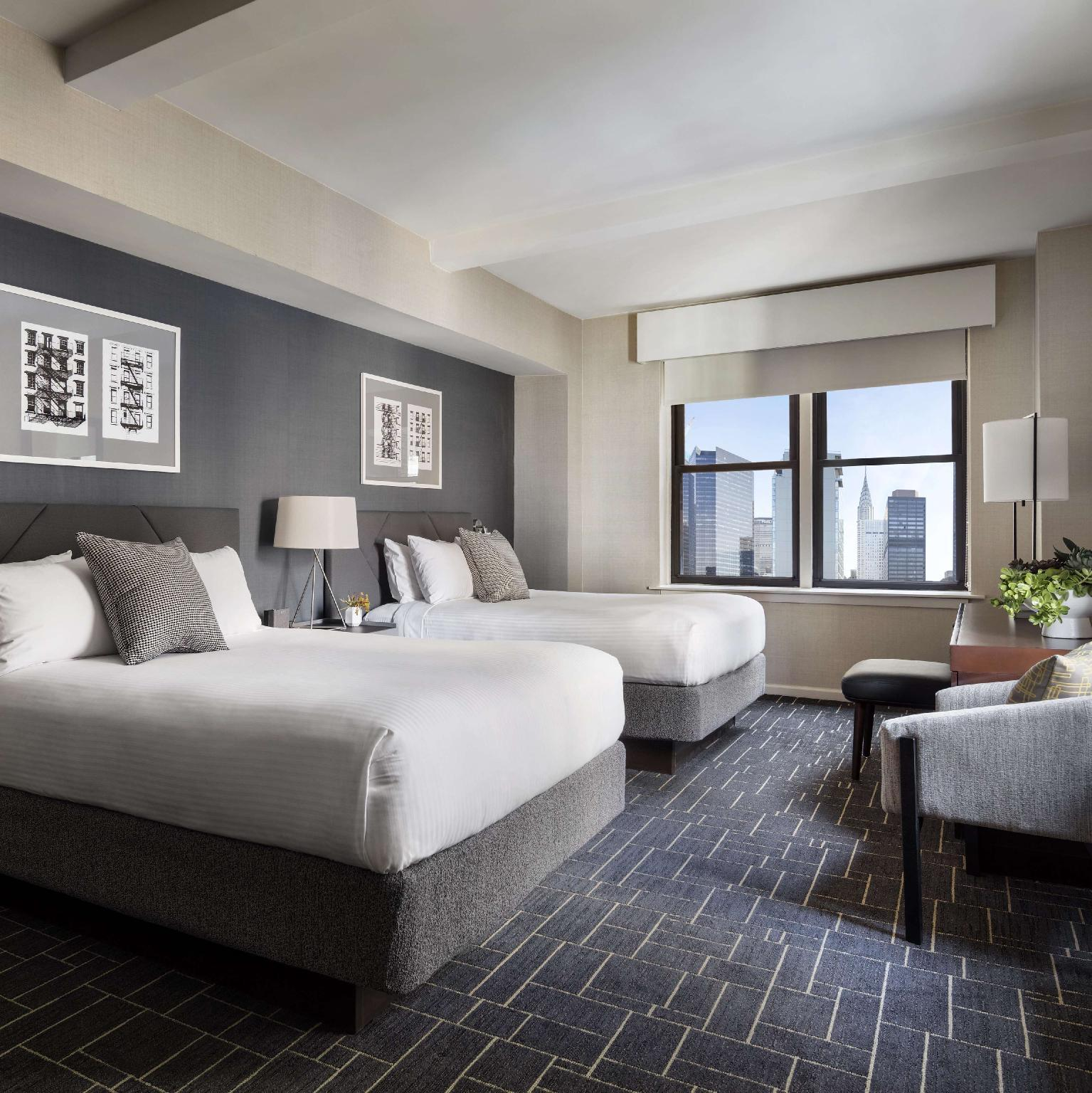 One Bedroom Apartment Nyc: Shelburne Hotel & Suites By Affinia In New York (NY
