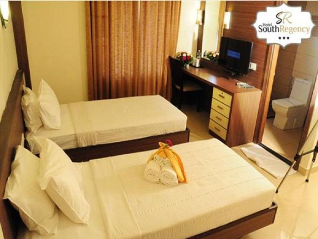 Deluxe Room Hotel South Regency