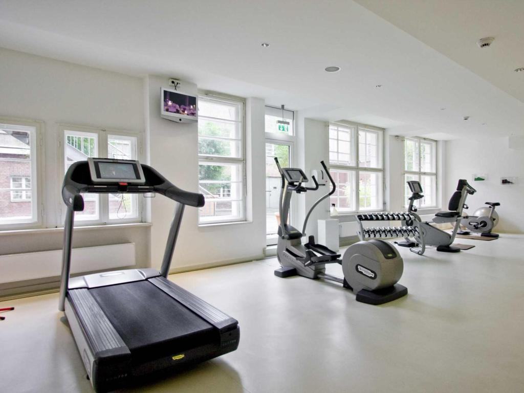 Fitness center Ellington Hotel Berlin