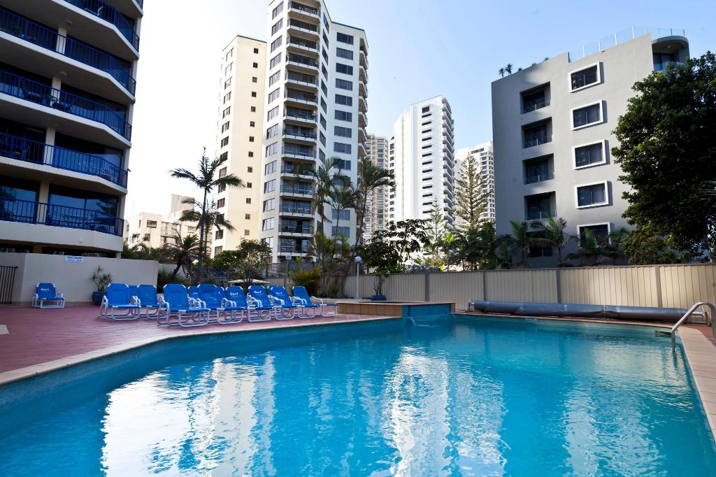 Swimming pool [outdoor] Surf Regency Apartments