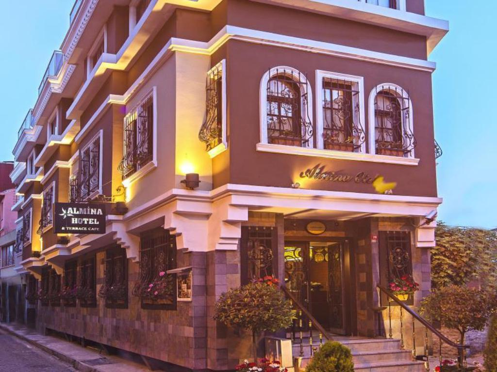 More about Almina Hotel