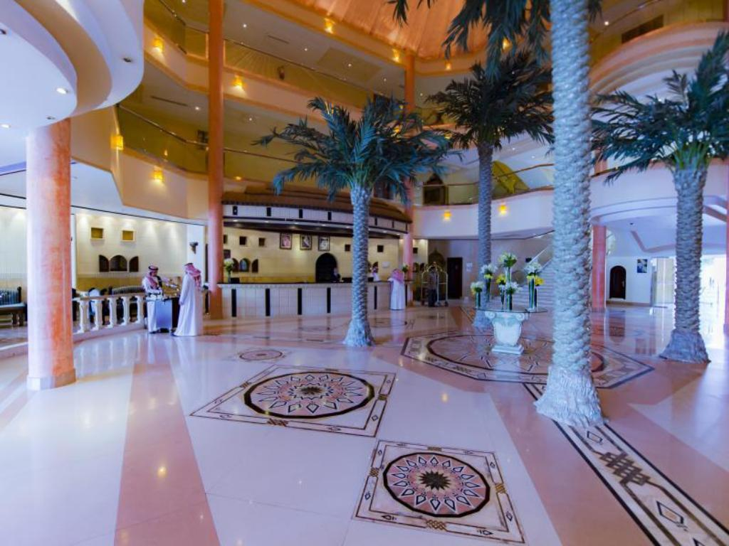 Foyer Boudl Al Fayha'A Apartment
