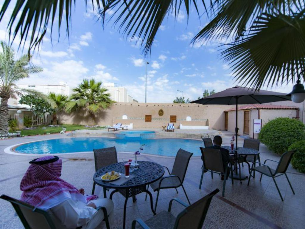 Best price on boudl al fayha 39 a apartment in riyadh reviews - Hotels in riyadh with swimming pools ...