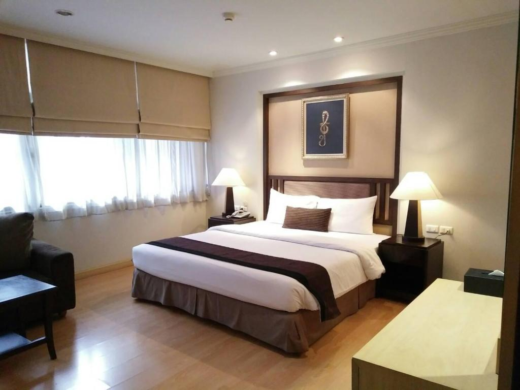 Подробнее о The Key Sukhumvit Bangkok by Compass Hospitality