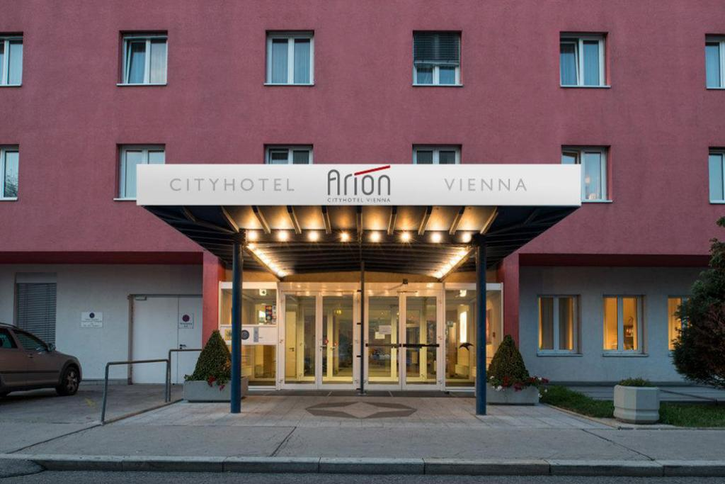 Arion Cityhotel and Appartements Vienna