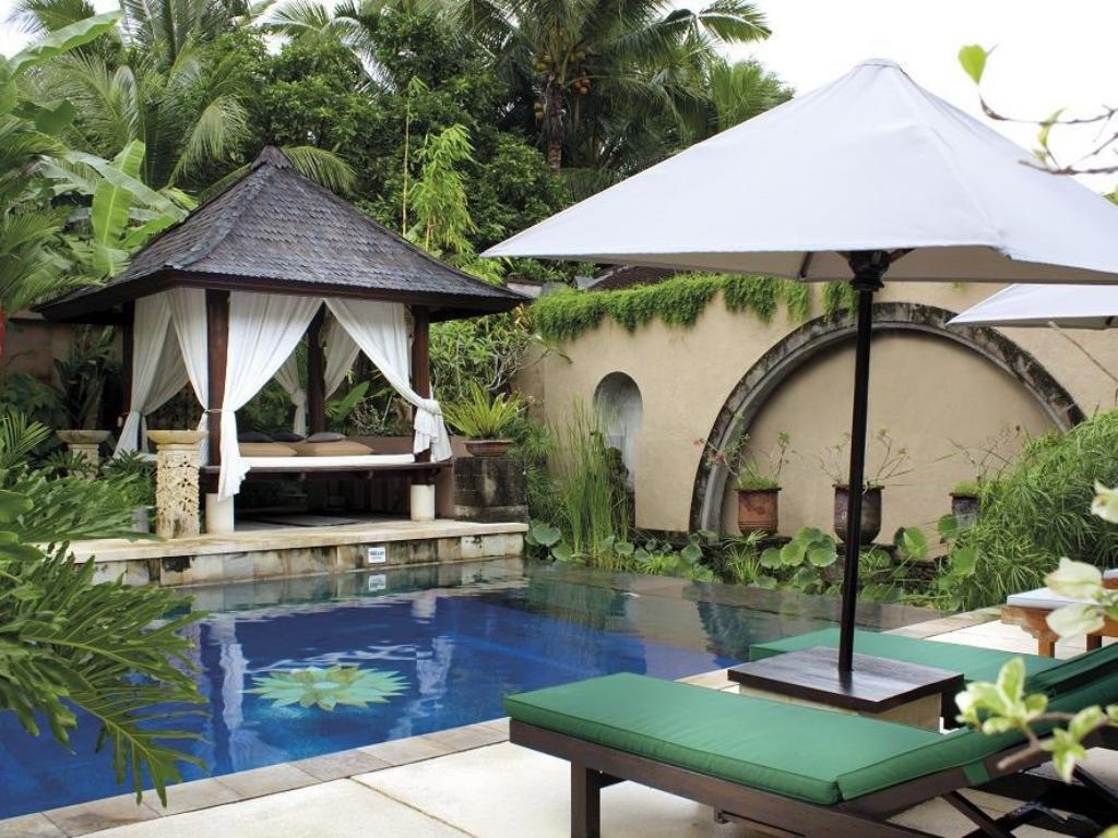 Pool Bebek Tepi Sawah Villa And Spa