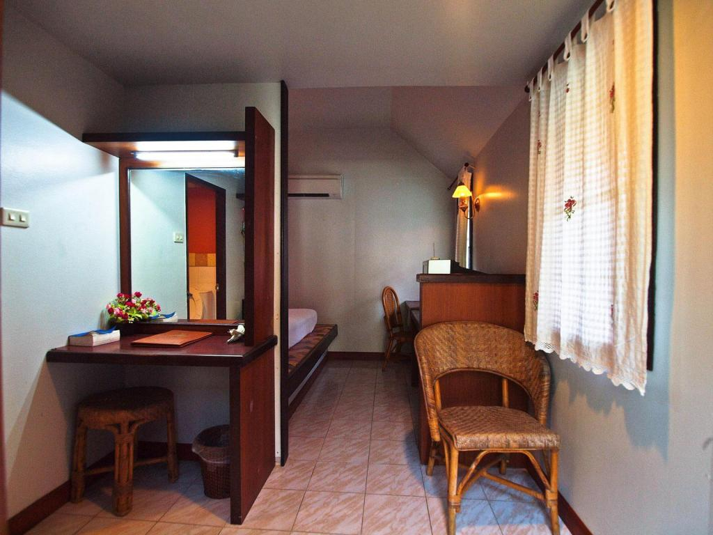 Bungalow dubbelrum - Rumsinfo P.P. Casita Hotel-Adult Only