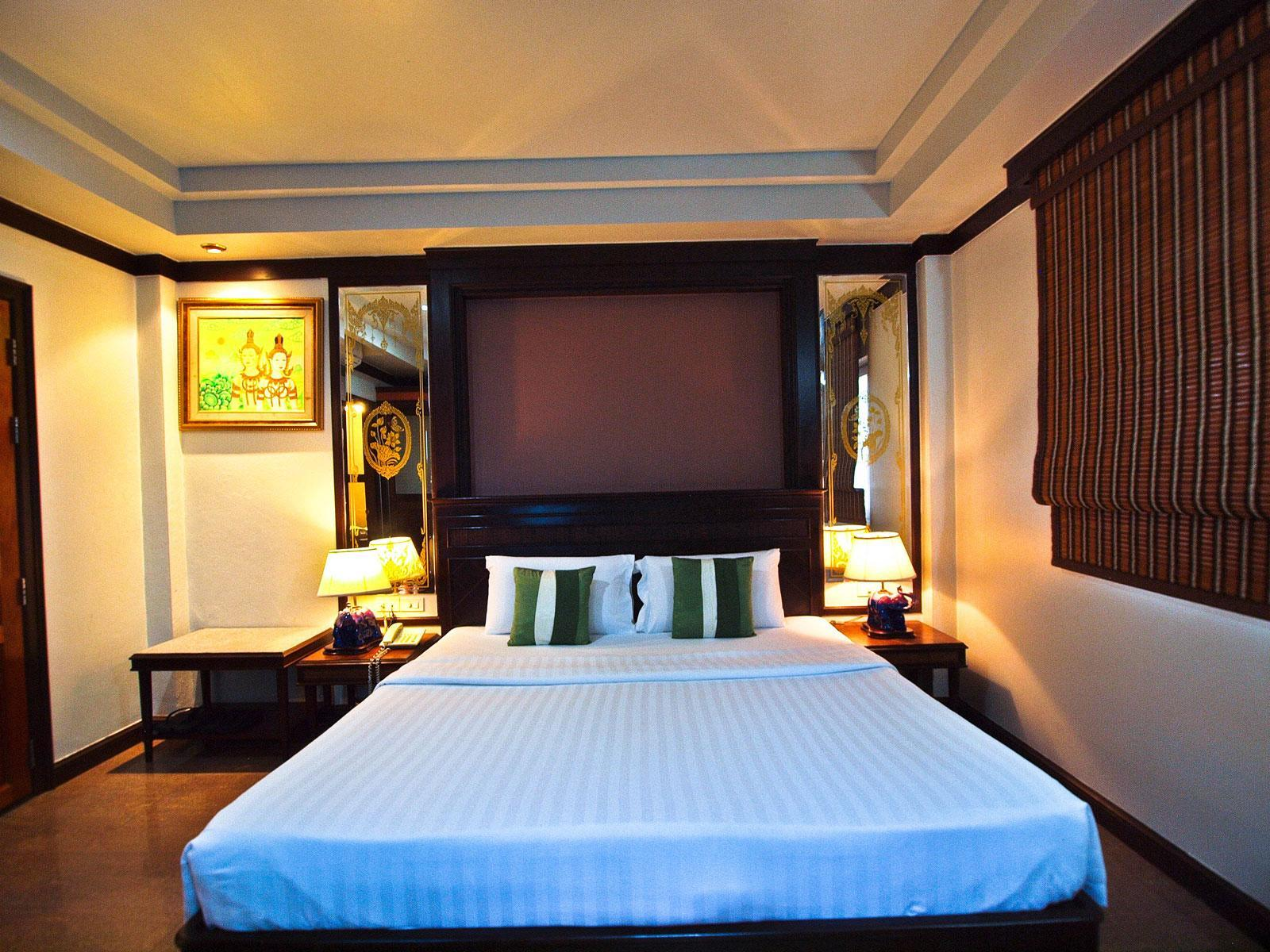 Building room - Double Bed