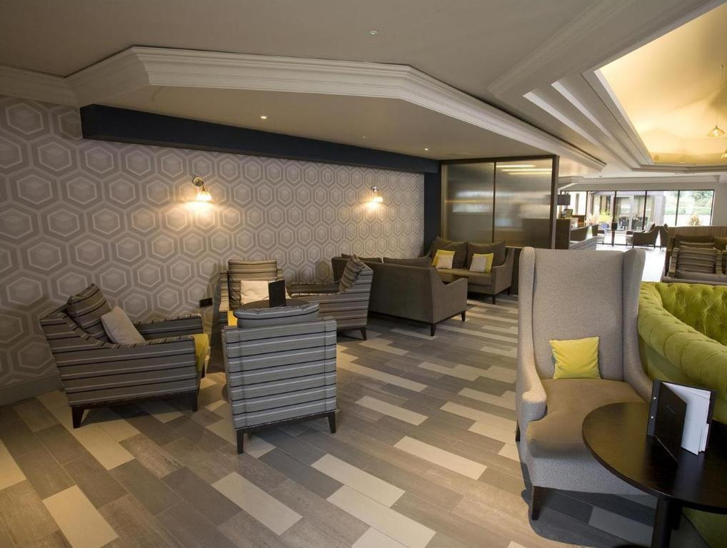 עיצוב הפנים DoubleTree by Hilton Hotel Bristol North