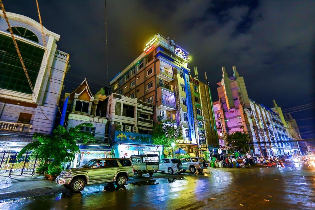 Golden City Light Hotel Mandalay Ab 25 Agoda Com