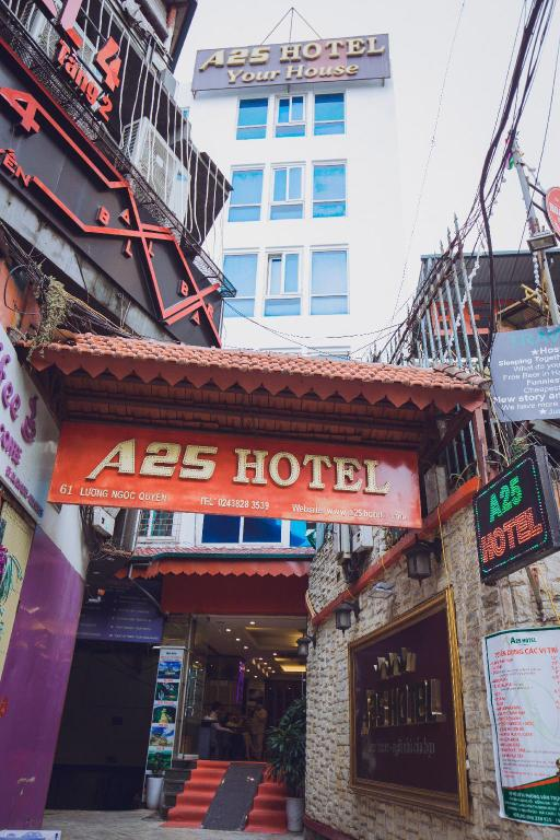 More about A25 Hotel – Luong Ngoc Quyen