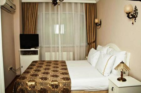 Standard Double Room - Bed Asmali Hotel