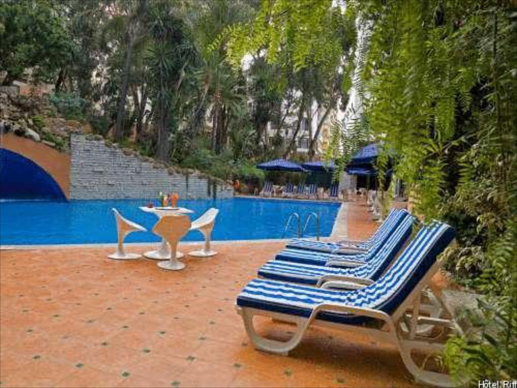 Piscina Atlas Rif & Spa
