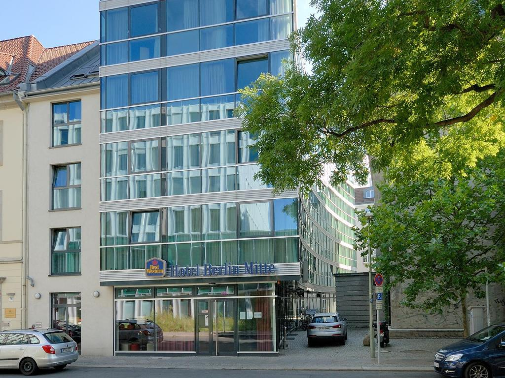 Best price on best western hotel berlin mitte in berlin for Top hotels in berlin