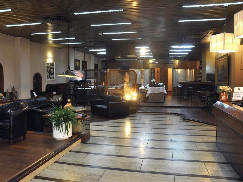 Interior view Hotel Alvear