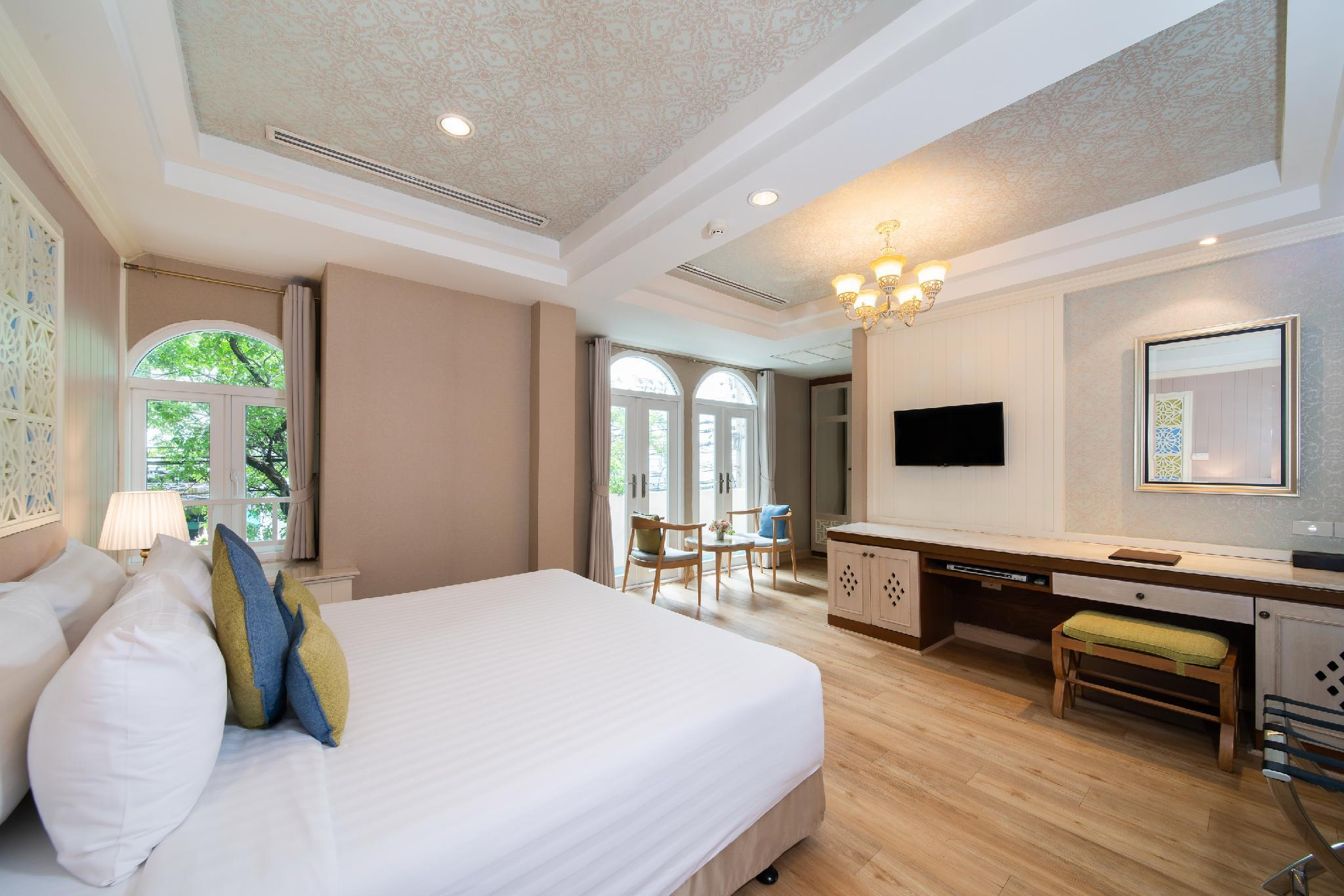 Salil Hotel Sukhumvit Soi 8 In Bangkok Room Deals Photos Reviews