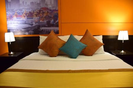 Deluxe  - Bed The Color Living Hotel