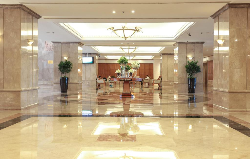 Lobby Lotte Legend Hotel Saigon