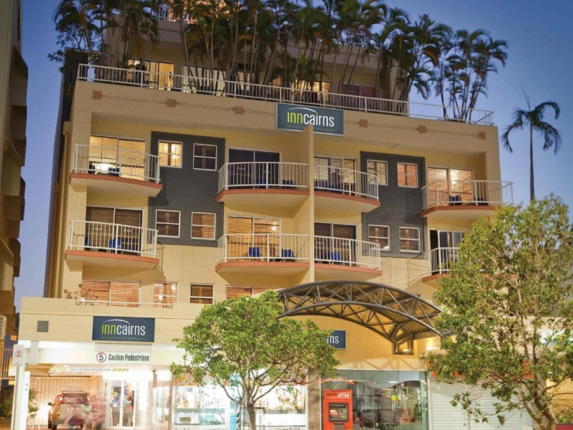 Inn Cairns Boutique Apartments Serviced apartment - Deals ...