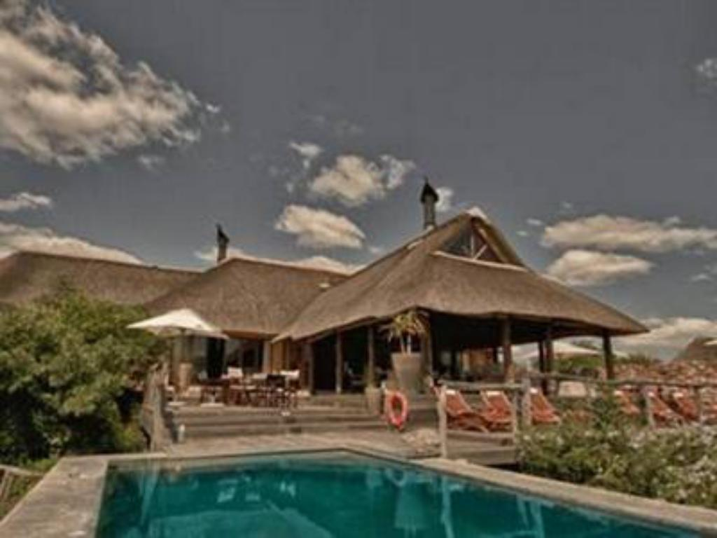 Bazén Pumba Private Game Reserve