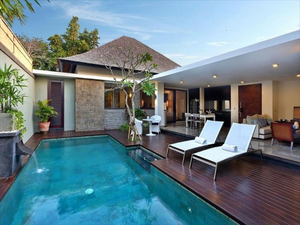 Swimming pool [outdoor] Peppers Seminyak