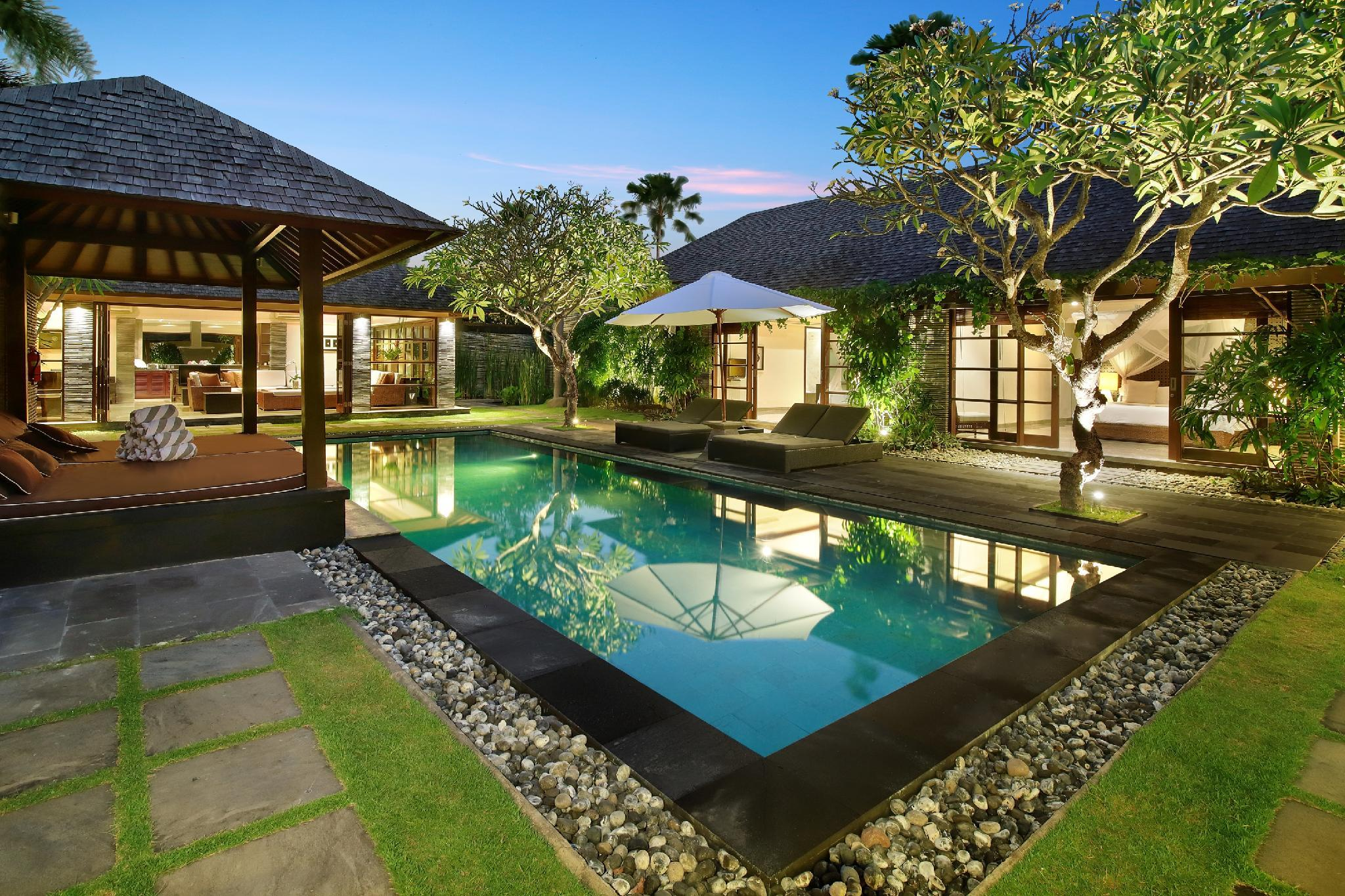 4 Bedroom Pool Villa