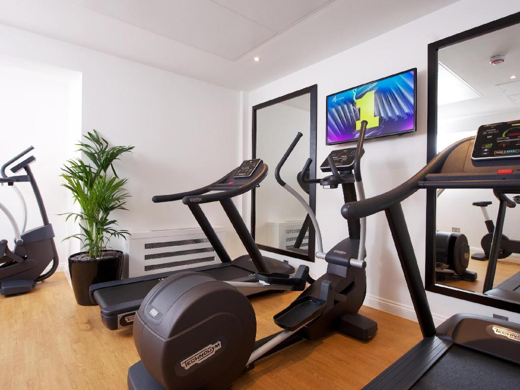 Fitnes center Fraser Suites Queens Gate