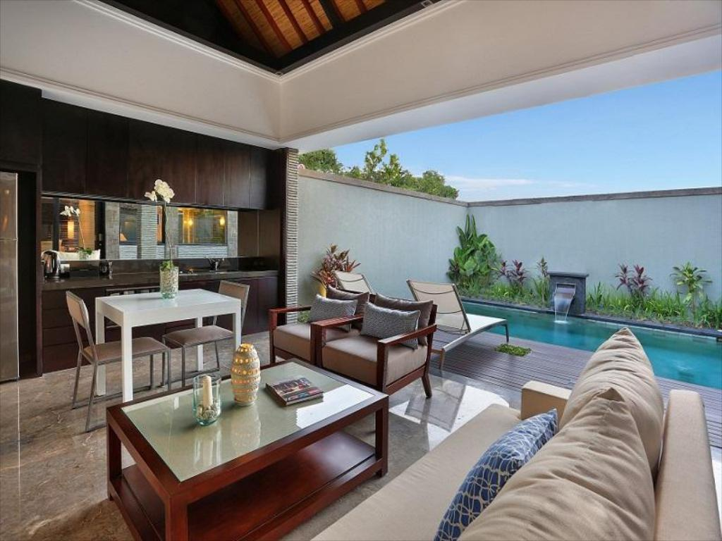 1 Bedroom Pool Villa - View Peppers Seminyak