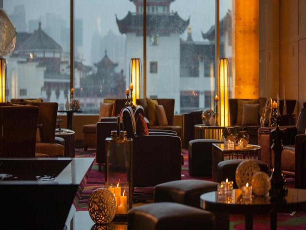 Renaissance Shanghai Yu Garden Hotel In China