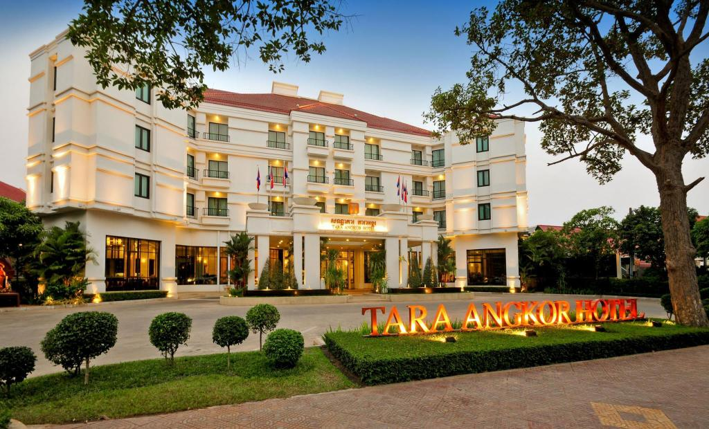 More about Tara Angkor Hotel