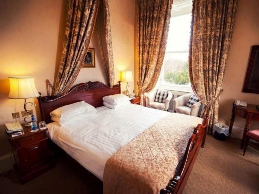 Rooms: Dalhousie Castle Hotel In Arniston