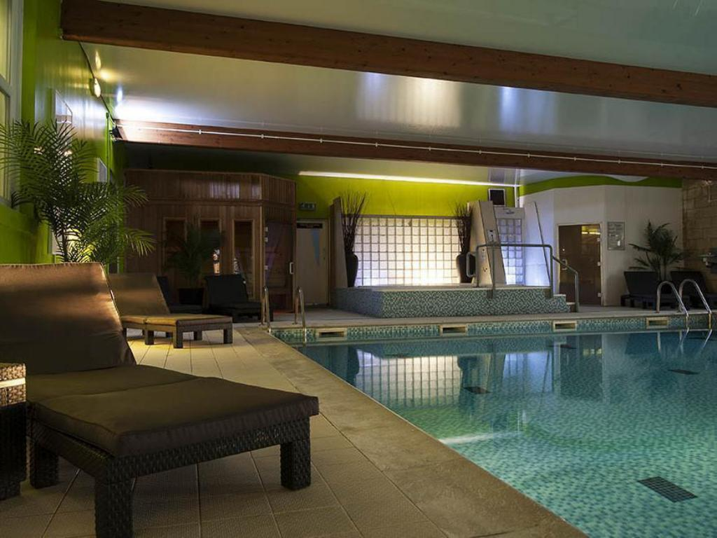 Swimmingpool Hallmark Hotel Manchester Nr Manchester Airport