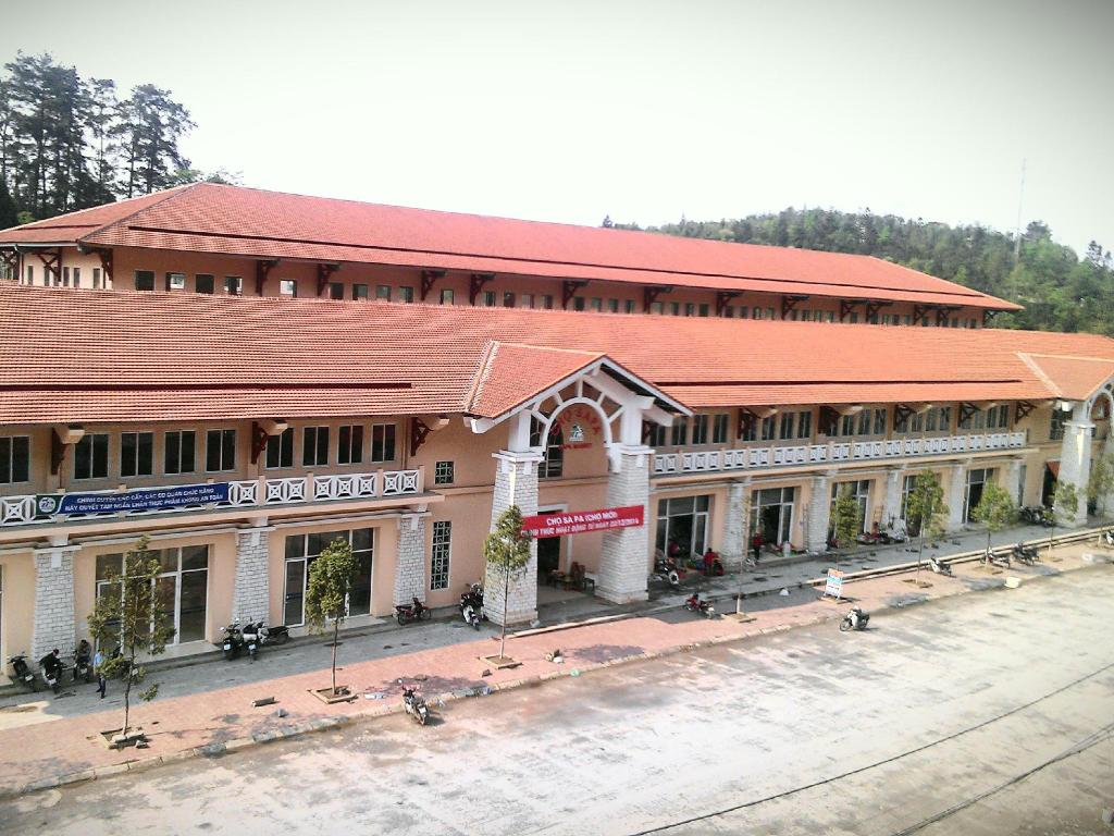 Nearby attraction Sapa Phuong Hotel