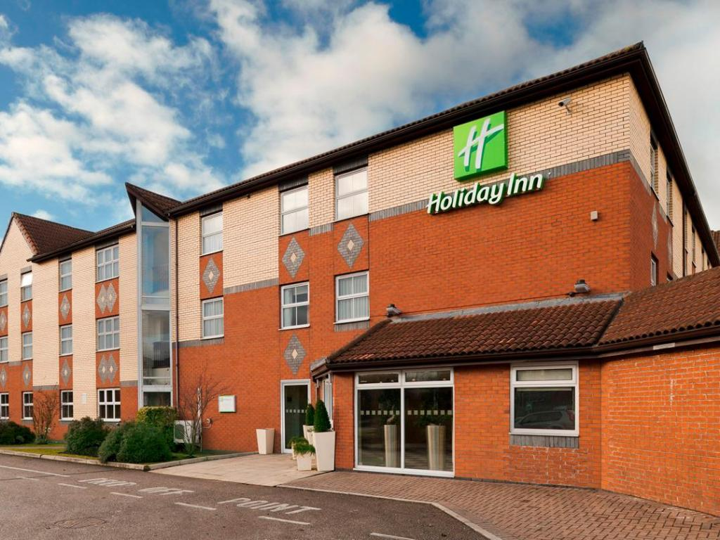 עוד על Holiday Inn Manchester West