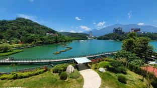 Sun Moon Lake I Love You Nantou