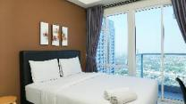 Trendy Studio @ Puri Mansion near Mall By Travelio