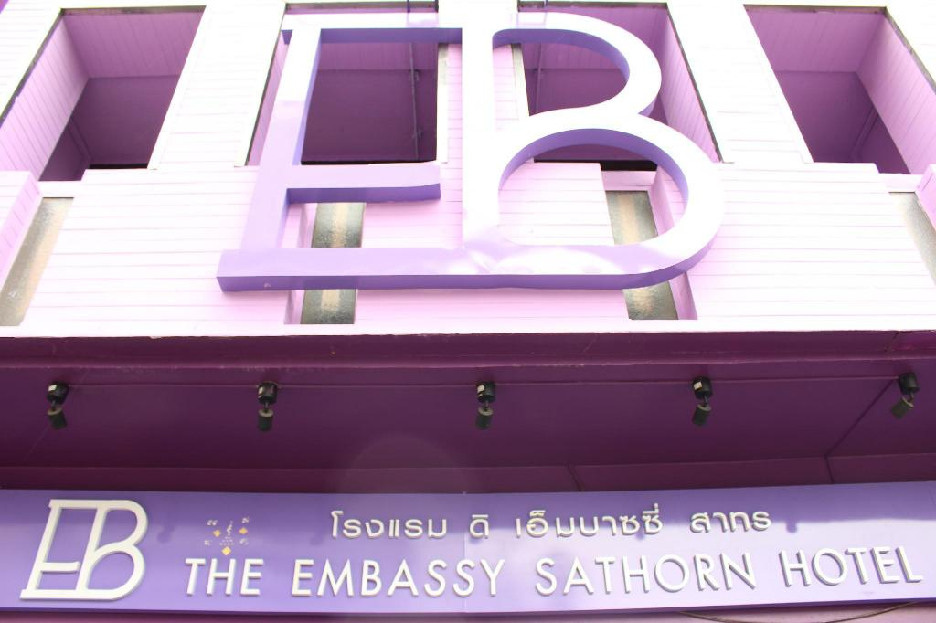 More about The Embassy Sathorn