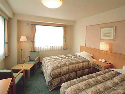 Twin Room (Soya Wing)
