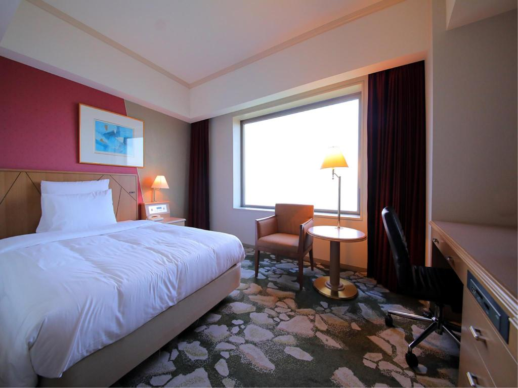 Single Room - Guestroom ANA Crowne Plaza Hotel Wakkanai