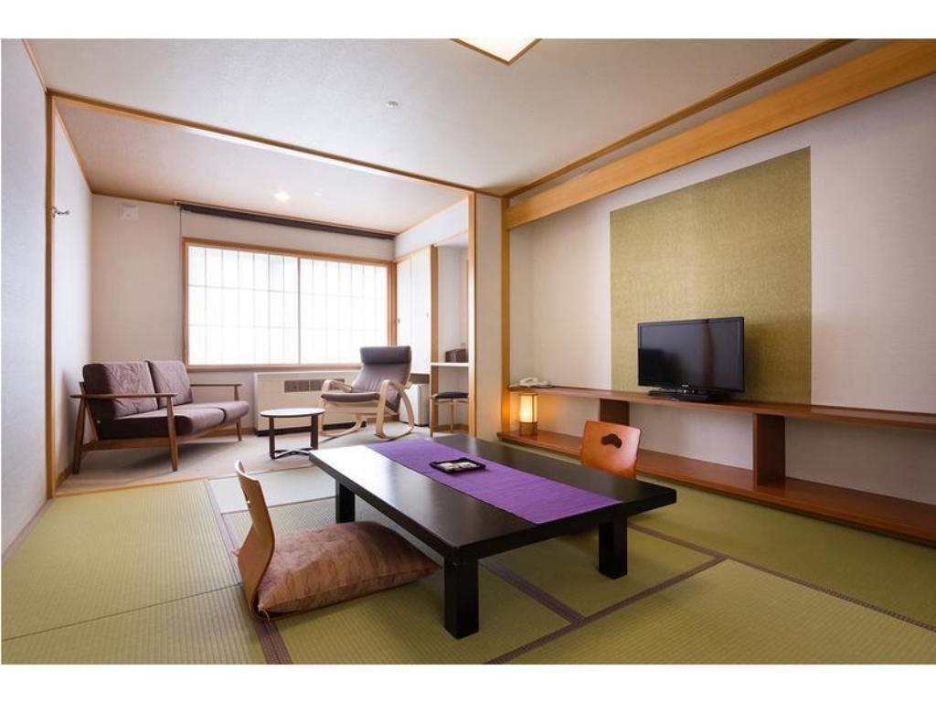 West Wing Japanese Style Room - Guestroom Hotel Taisetsu