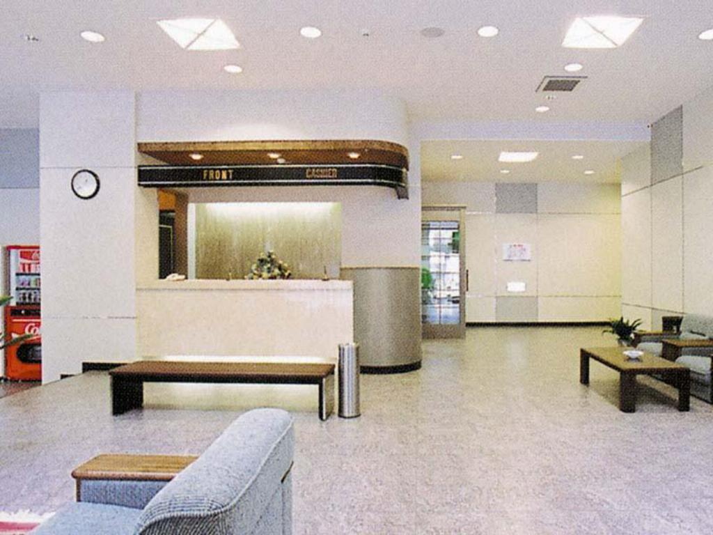 大堂 网走皇家酒店 (Abashiri Royal Hotel)