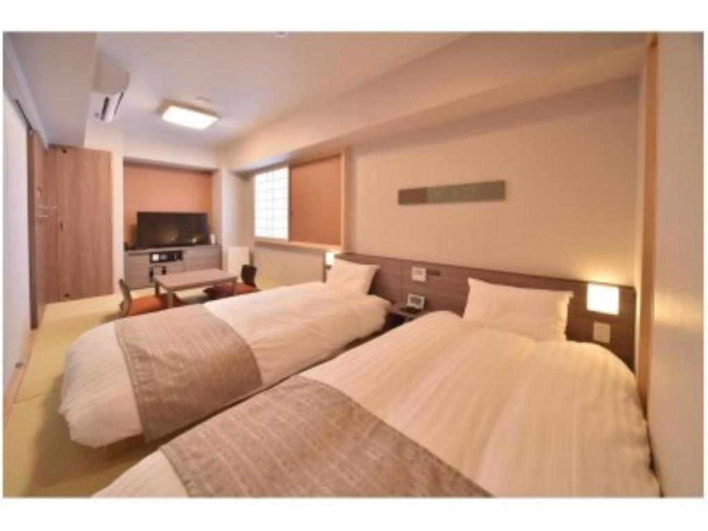Japanese Style Twin Room - Guestroom