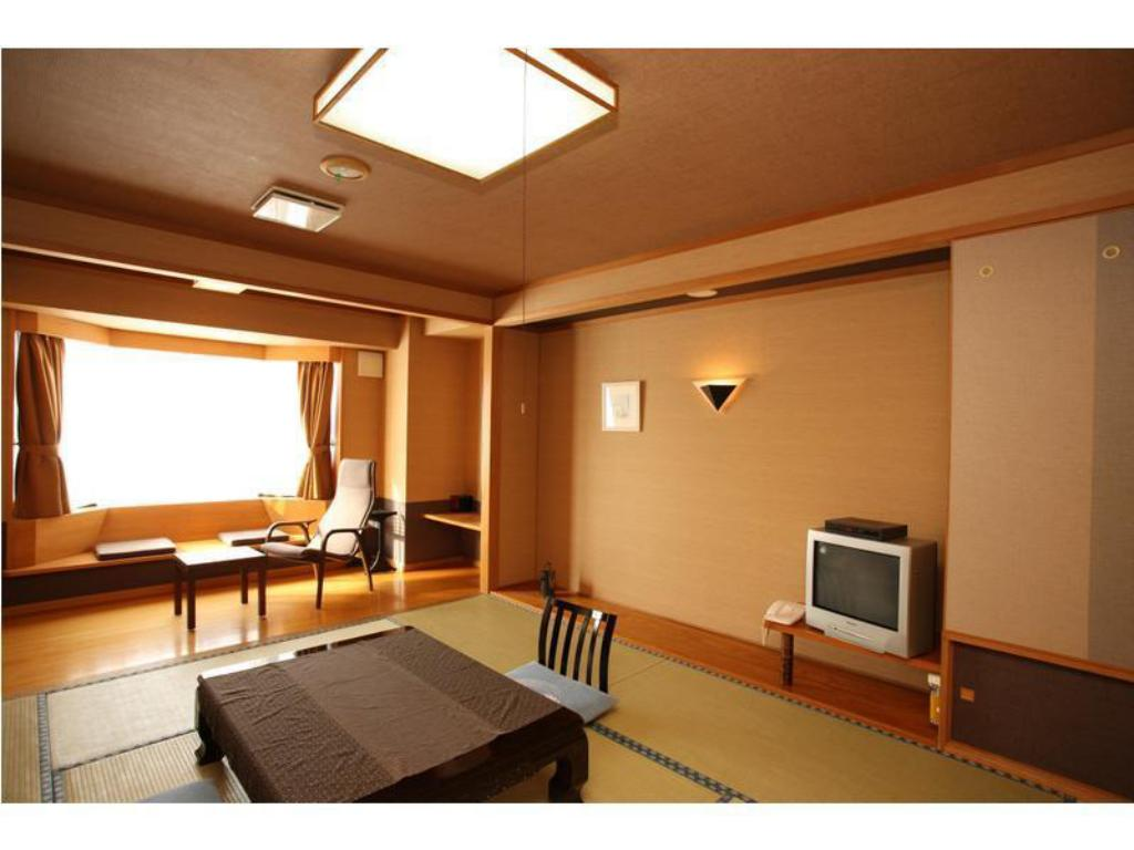 Japanese-style Room (Tower Wing) - Guestroom Hokuten no Oka Abashiriko Tsuruga Resort