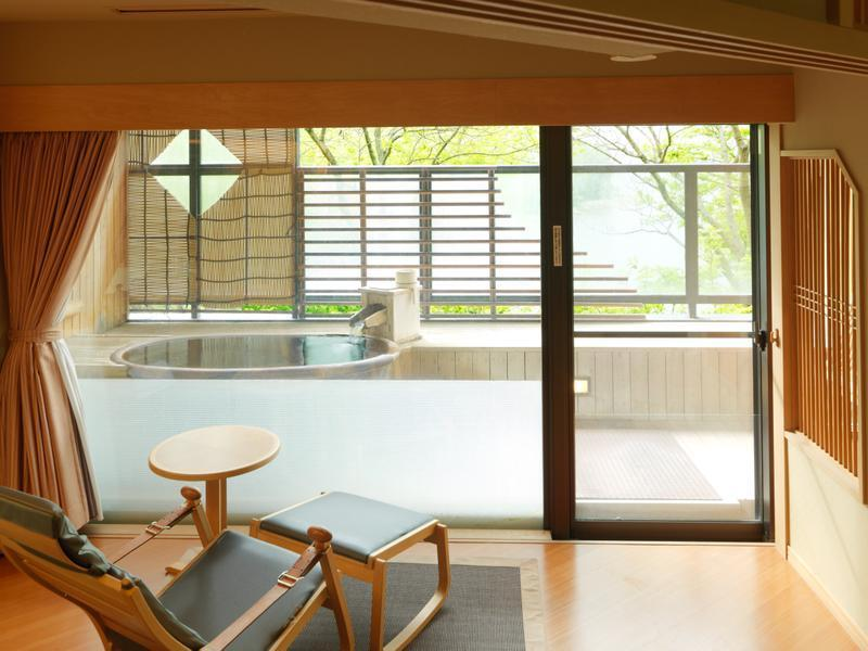 別館 和式房+露天風呂 (Japanese-style Room with Open-air Bath (Annex))